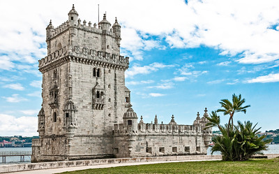 The Belem Tower - Lisbon, Portugal